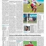 Kölner Stadt-Anzeiger, Dr. Bruhns im Einsatz beim SC Fortuna